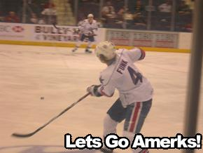Rochester Americans Mike Funk
