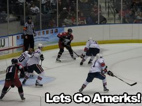 Amerks vs Crunch 12-30-2007
