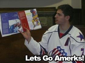 Drew Larman Reading Power Play