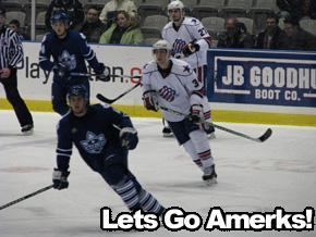 January 2 2008 Amerks at Marlies