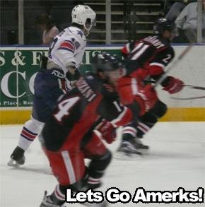 Rochester Americans vs Grand Rapids Griffins