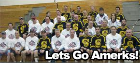Amerks Alumni and Spencerport Teachers