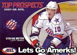 Stefan Meyer AHL Top Prospect