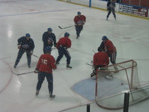 Amerks Training Camp Scrimmage