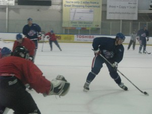 Amerks Training Camp 2009 Day #2