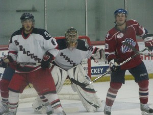 Brent Regner, Dan LaCosta, and Jamie Johnson