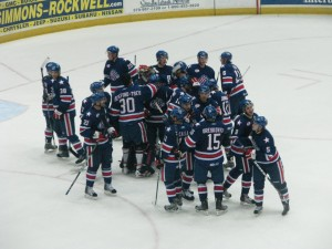 Amerks Win 8th in a Row