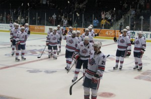 Amerks vs Crunch Win