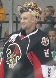 Mike Brodeur Binghamton Senators