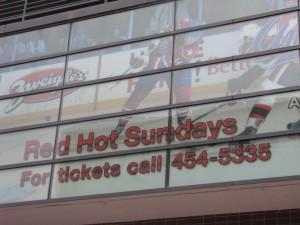 Red Hot Sundays