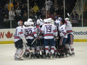 11-06-2009 Win vs Crunch in OT