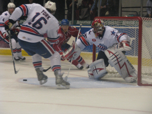 Alexander Salak vs Bulldogs 11-10-2009