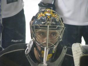 Tyler Plante Helmet