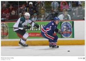 Photo by Travis Golby at MooseHockey.com