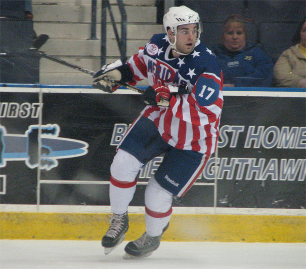 Carl Hudson Signs with Panthers, Will Help Amerks Defense