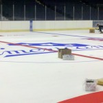 The Ice and Logos Are Down and 3rd Jerseys Unveiled Tuesday