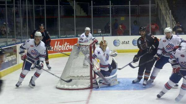 Nylander Leads Amerks to a 5-2 Win Over the Phantoms