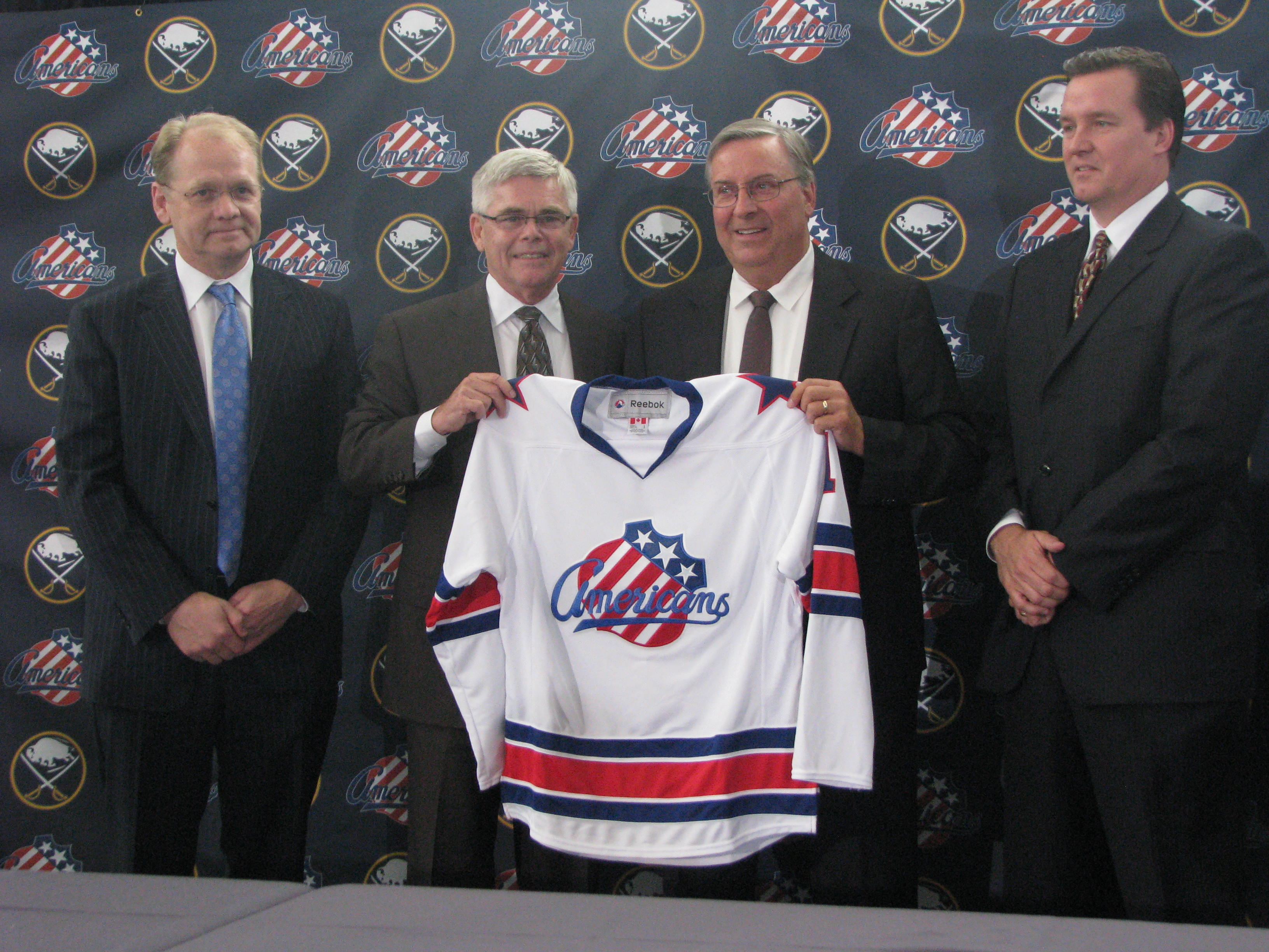 Quick Recap of the Sabres Press Conference Buying the Amerks