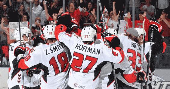 Binghamton Senators One Win Away from Calder Cup