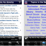 Get Amerks News with the Free iPhone or Android App
