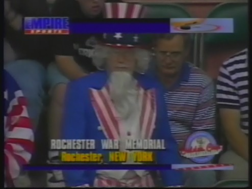Watch 1996 Game 7 Amerks Defeat Pirates to Win Calder Cup