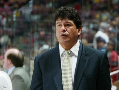 Ted Nolan to coach Team Latvia