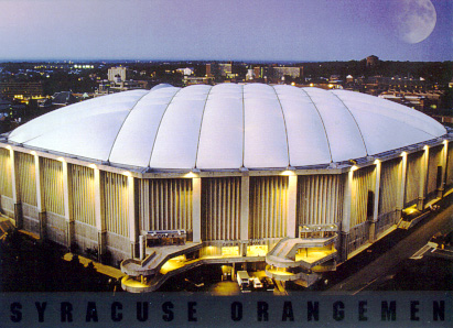 Amerks vs Crunch Game at the Carrier Dome Called Off