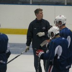 Rolston Looks to Get Amerks Chemistry Back Together