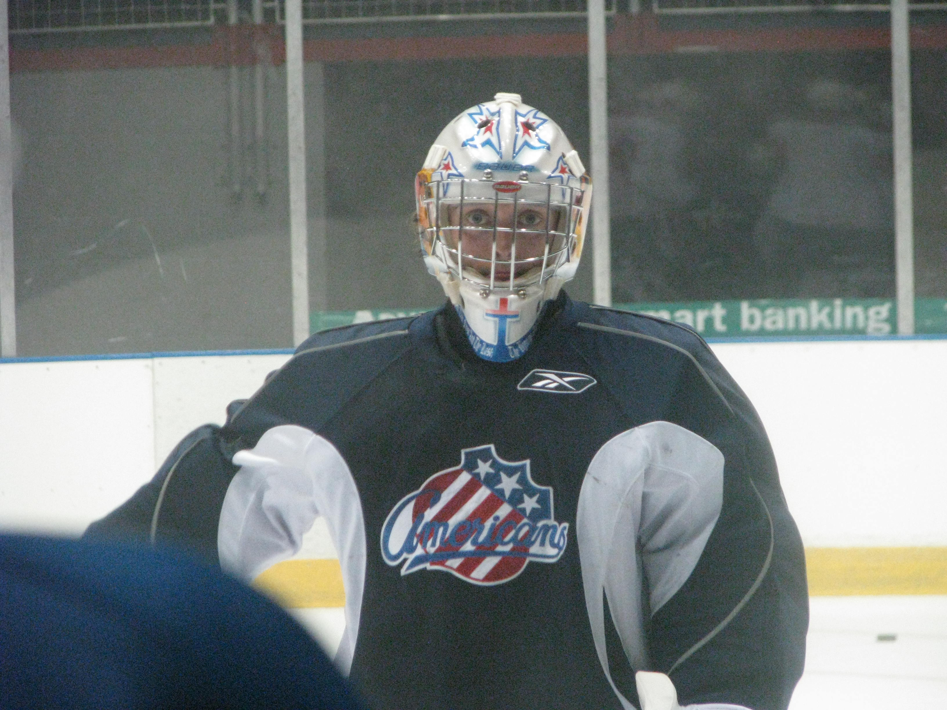 Amerks Goalie Drew MacIntyre Signed to Play for a Winner