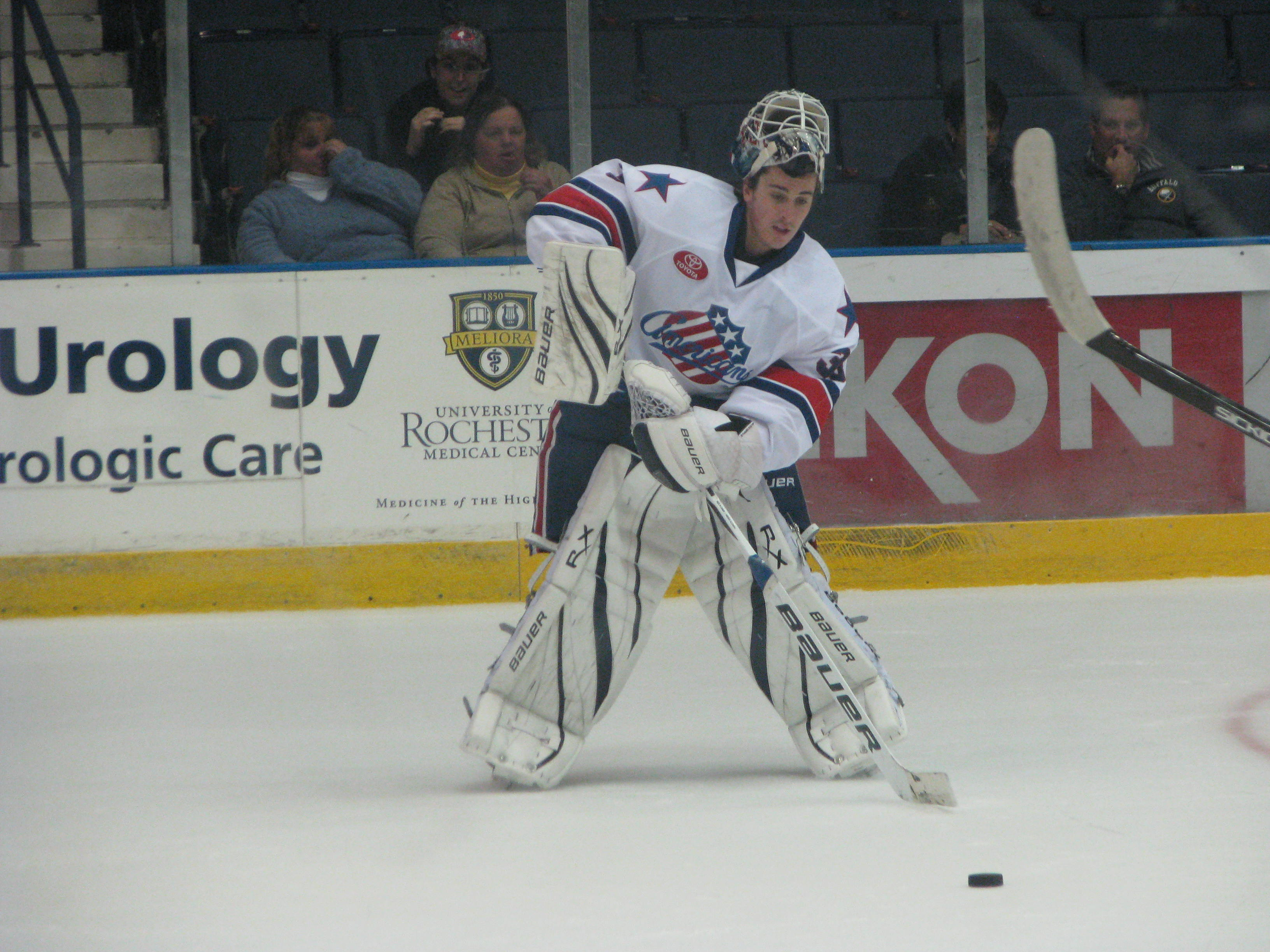 Gameday: Crunch visit Amerks, Leggio Changing Positions?