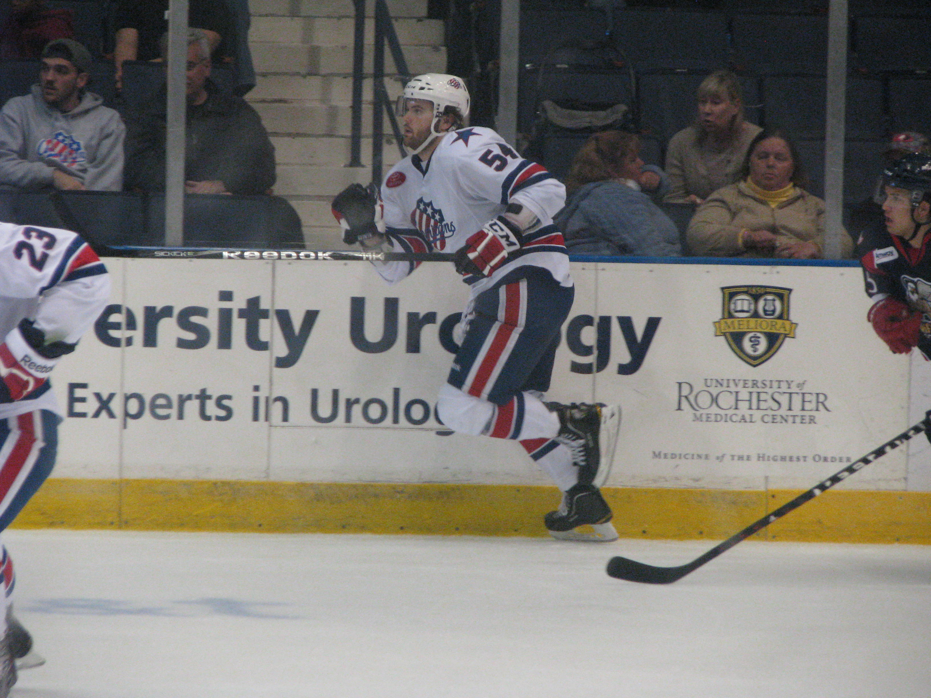Recap: Amerks First Home Win Had It All, Including Seven Goals