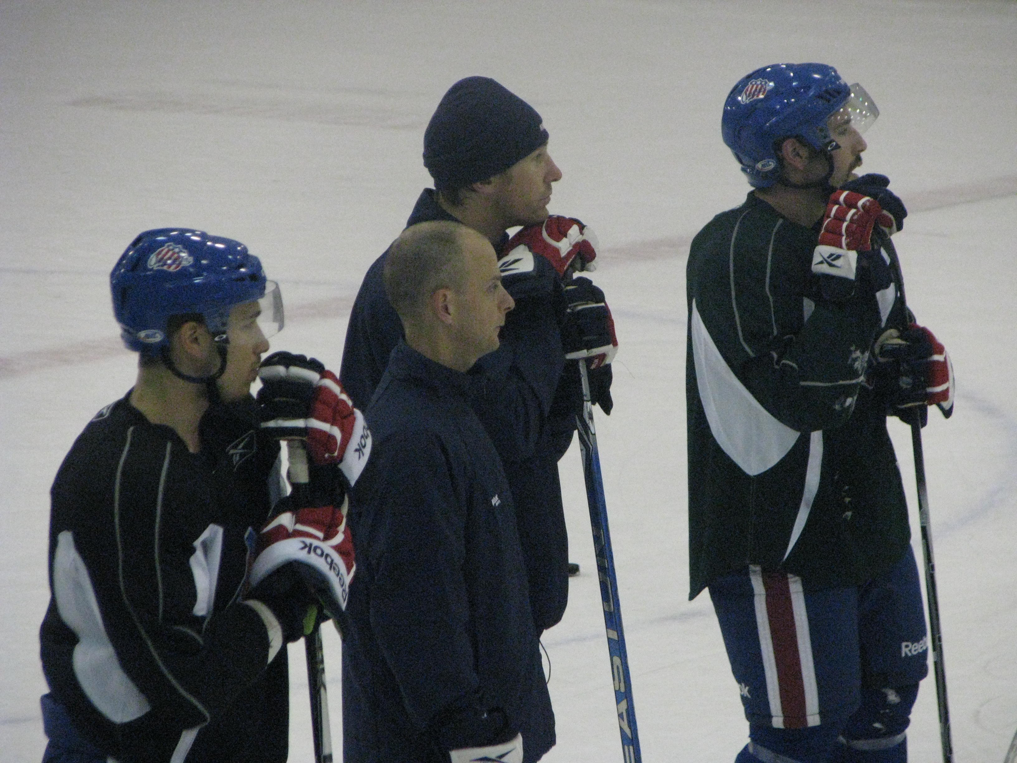 Amerks Injury Updates and the Parker Suspension