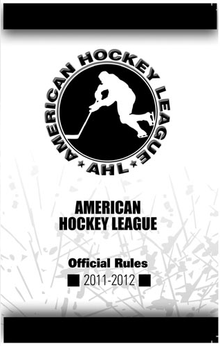 Official AHL 2011-2012 Rule Book