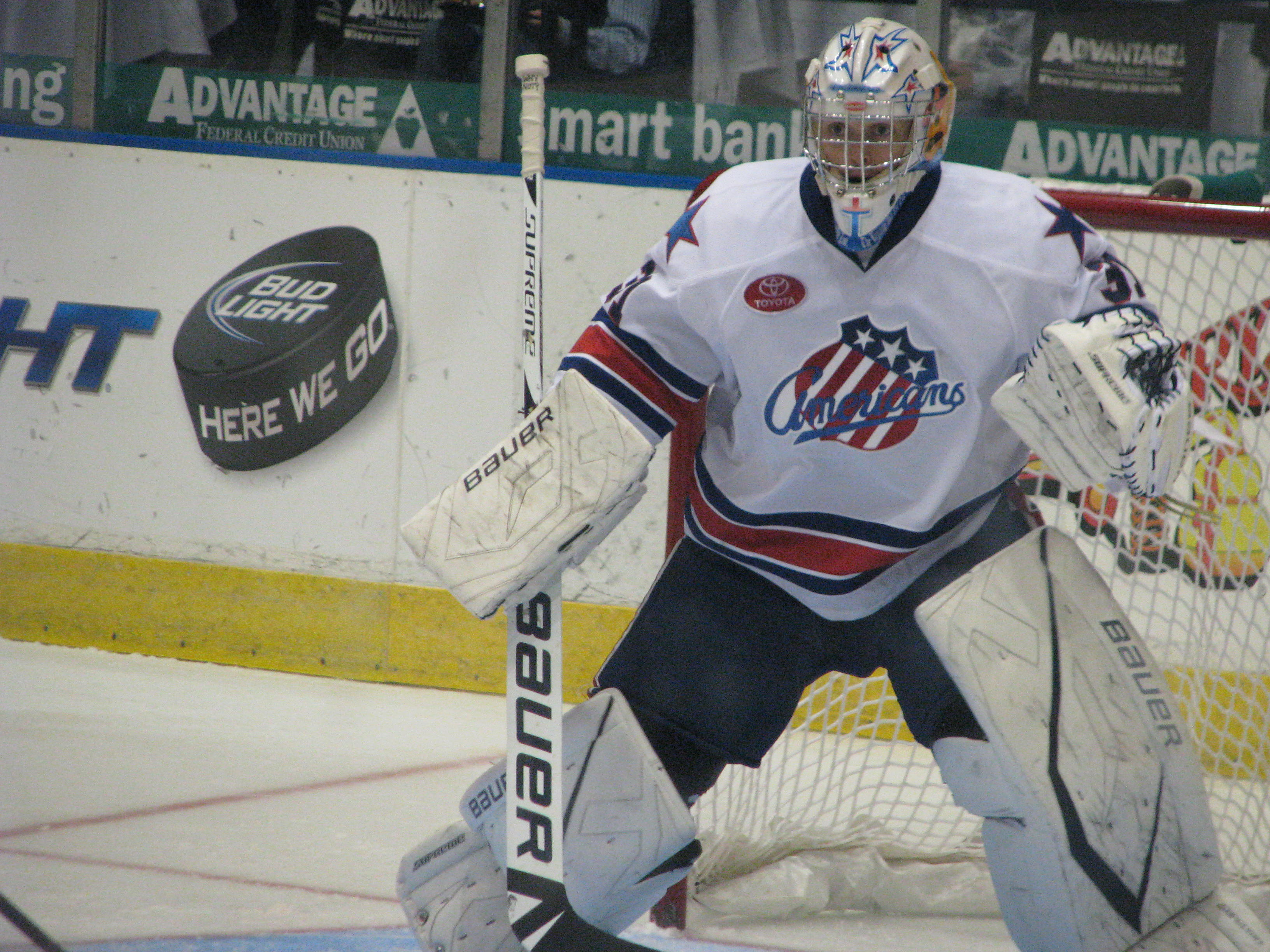 Drew MacIntyre Called Up to the Sabres; Amerks in Buffalo