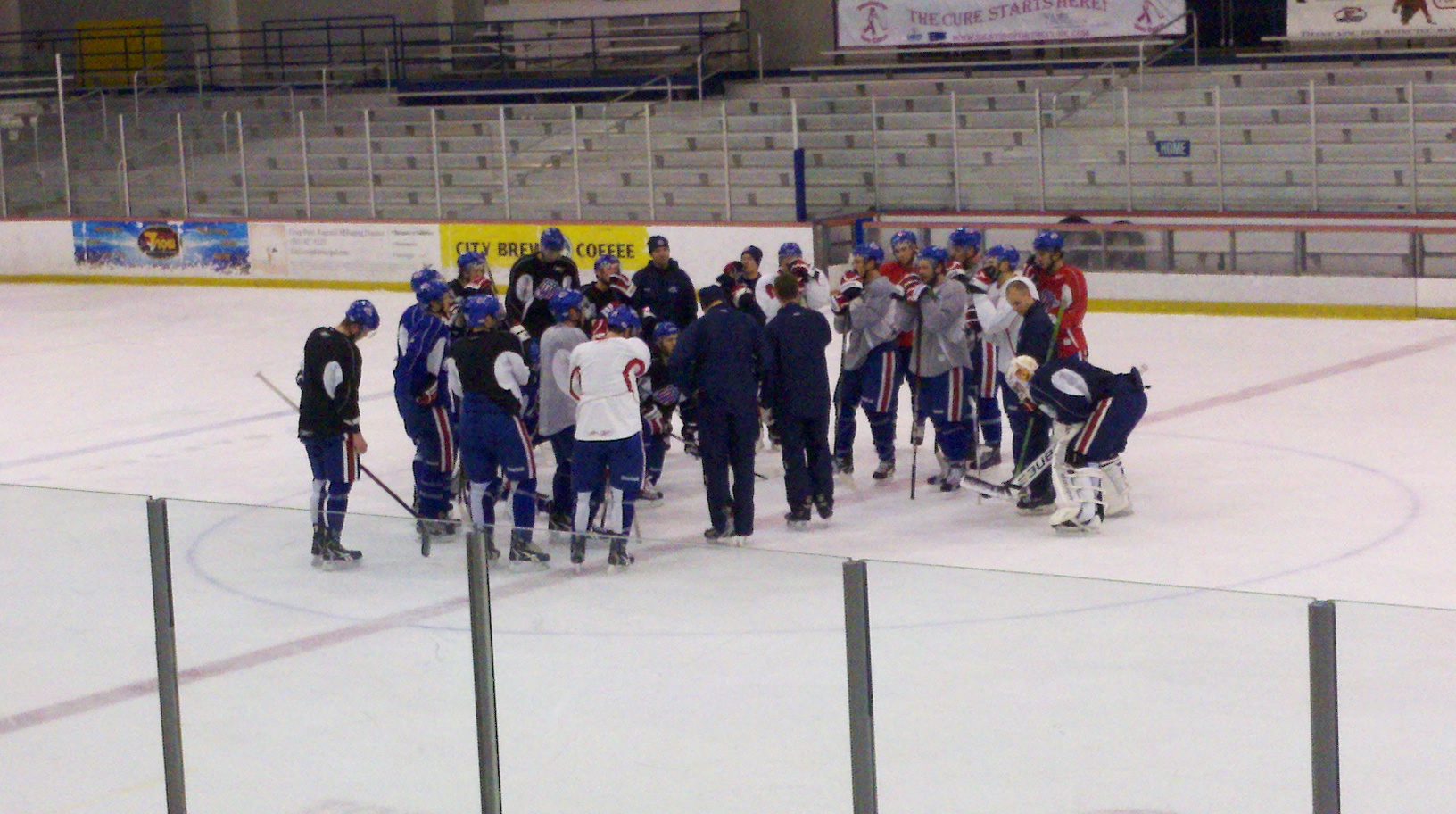 Persson to Play, Brennan out and the Amerks Are Always Looking for Players