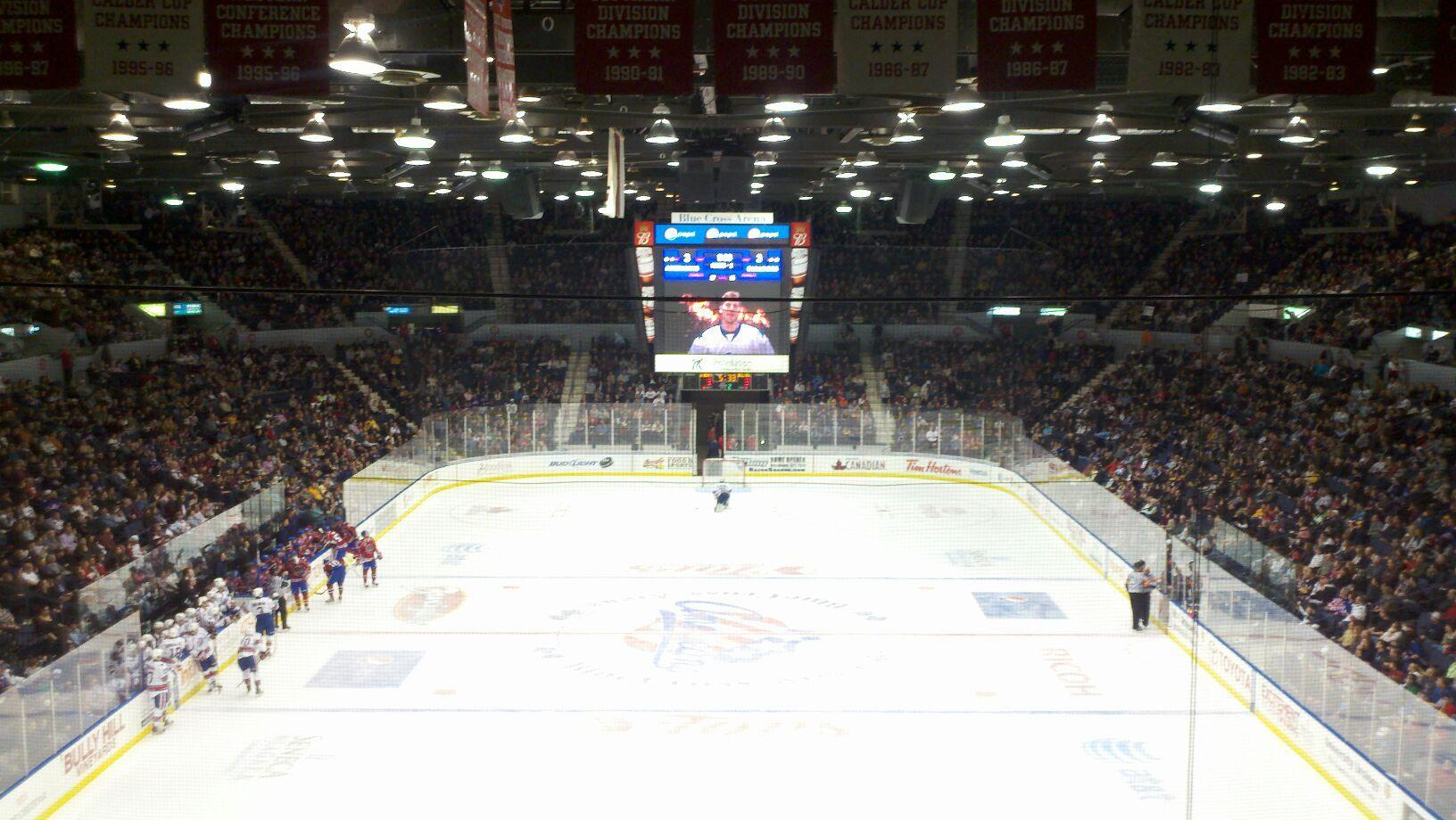 A Few Random Postgame Thoughts, Another One Goal Loss for the Amerks