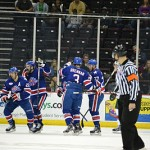 Six Goal Scorers Saved the Weekend for the Amerks; Finley and Morrisonn Injured
