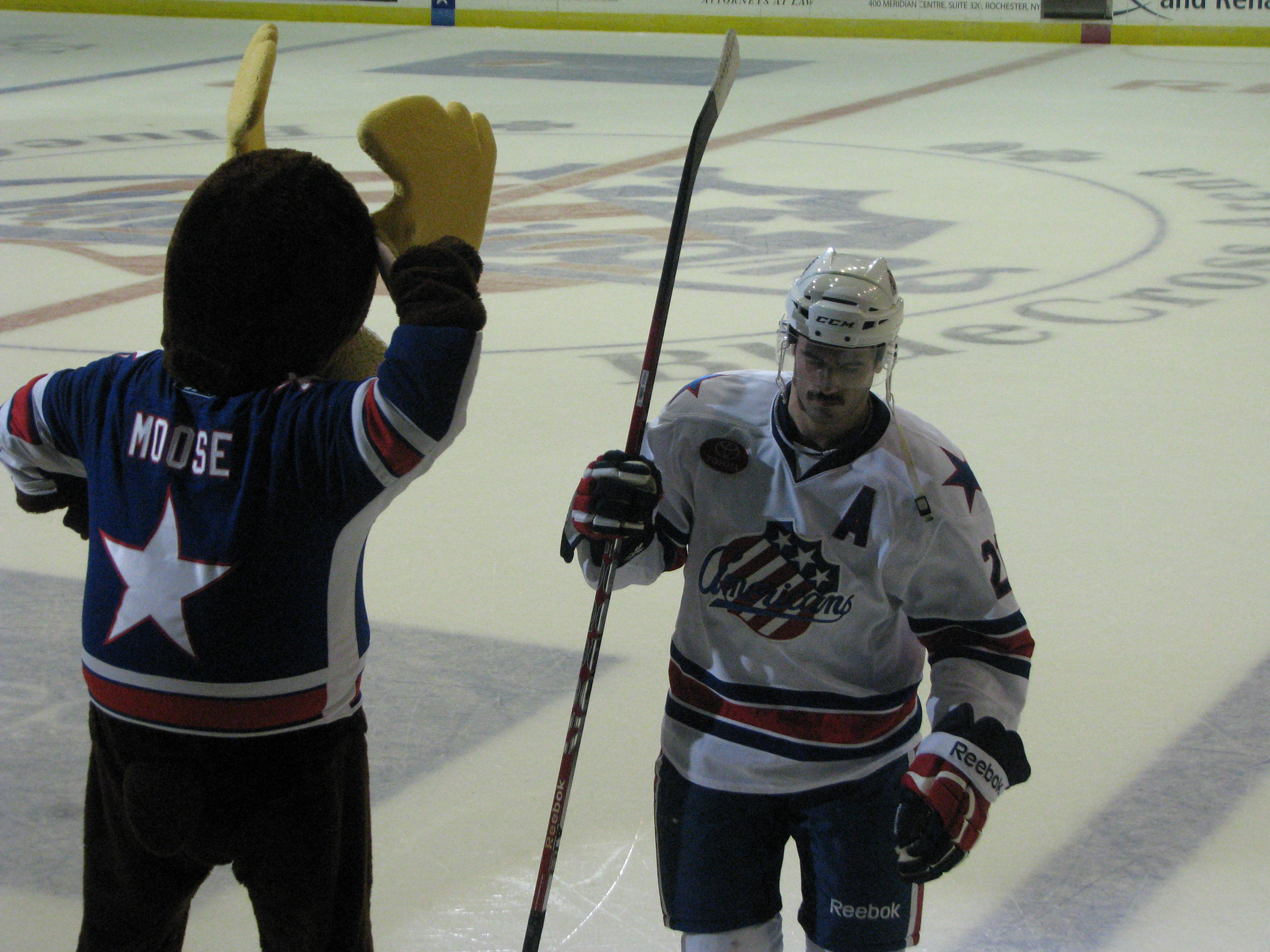 Sabres Call Up Whitmore and Foligno from the Amerks