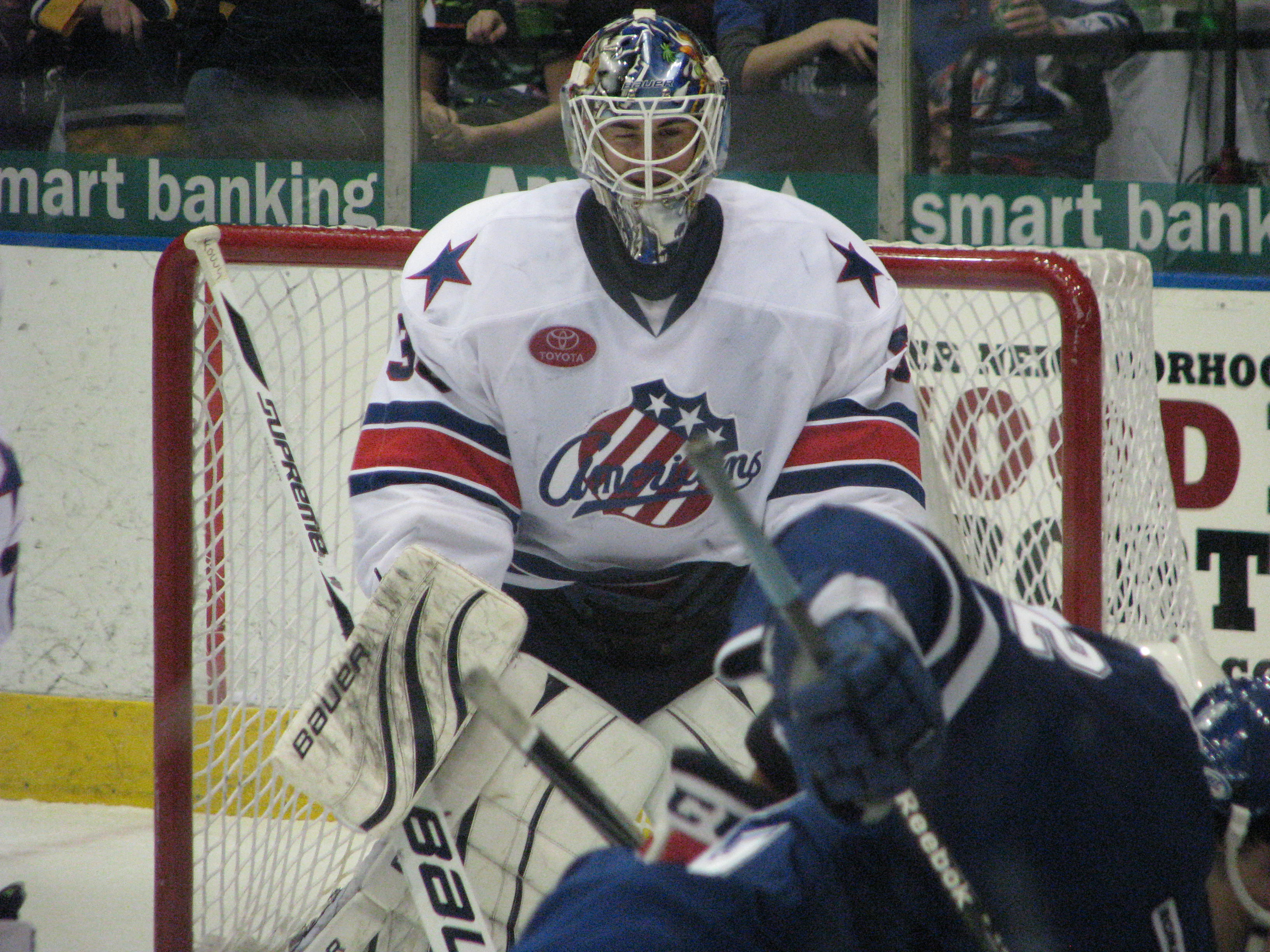 Team USA Adds Former Amerks to Deutschland Cup; Path to the Olympics