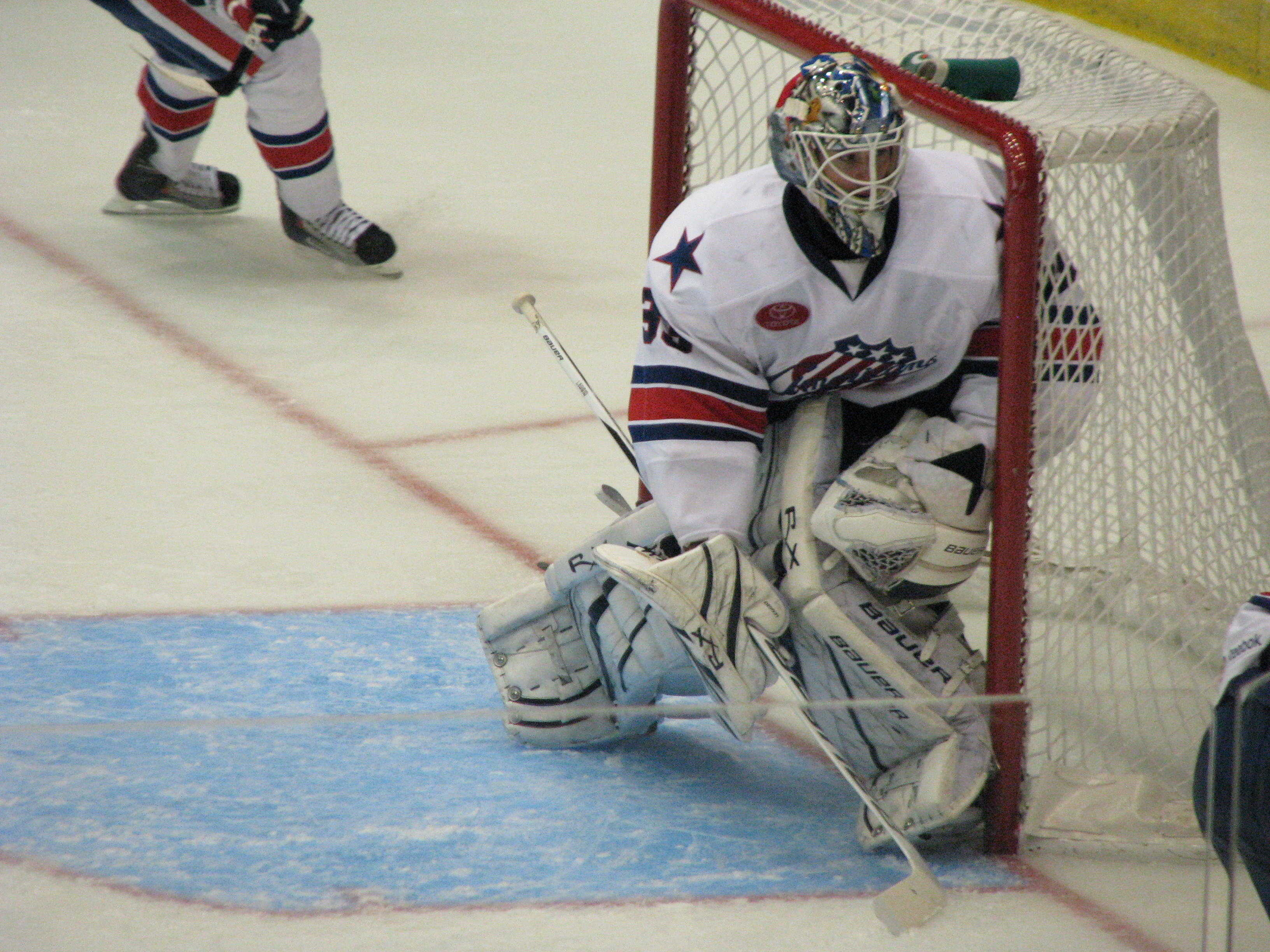 Leggio Leads the Amerks to the Second Half of the Season with a Win