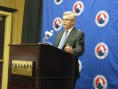 Dave Andrews 2012 AHL State of the League Address