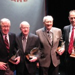 2012 Hall of Fame Inductee's