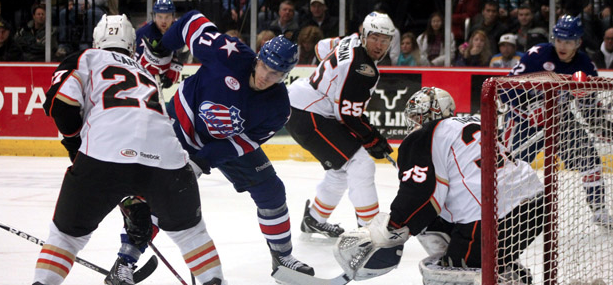 Amerks Shutout in Syracuse; Toronto at 3pm Today