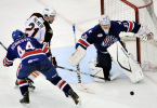 Szczechura Hat Trick Leads Amerks to Comeback Win Over the Crunch