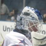 David Leggio helmet