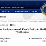Former Amerks Enforcer Sean McMorrow to be Sentenced for Drug Trafficking