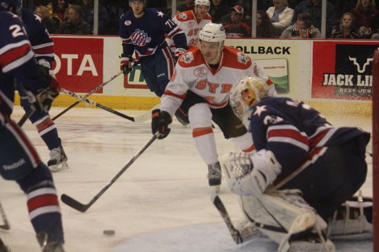 The First Free Agent Signed for the Amerks is Rick Schofield