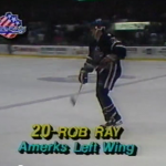 Video of Amerks Losing 1990 Calder Cup in Game 6