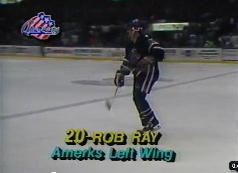 Video of Amerks Losing 1990 Calder Cup in Game 6