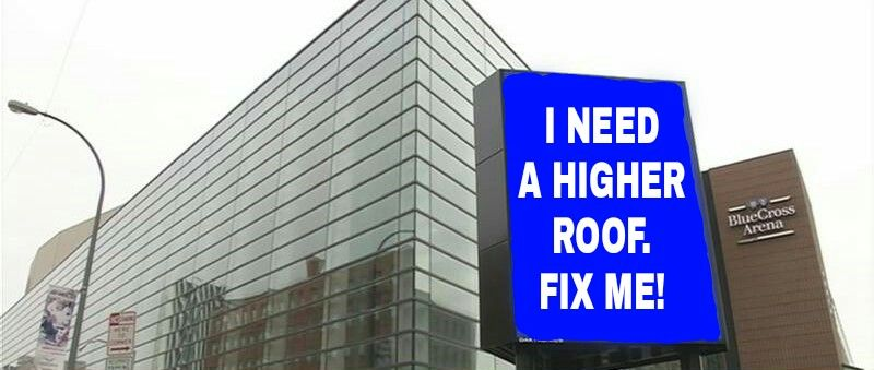 History of Lease Problems and Conditions at Blue Cross Arena, Mayoral Candidate Issues Statement
